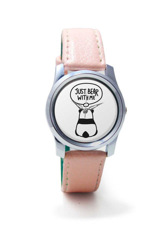 Women Wrist Watch India | Just Bear With Me Wrist Watch Online India