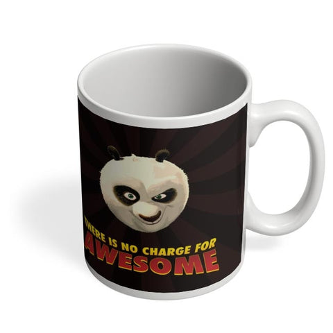 Coffee Mugs Online | No Charge For Awesome - Po Coffee Mug Online India