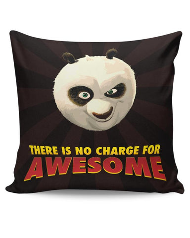 PosterGuy | No Charge For Awesome - Po Cushion Cover Online India