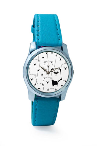 Women Wrist Watch India | Be Different - Panda Wrist Watch Online India