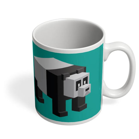 Coffee Mugs Online | Cube Panda Coffee Mug Online India