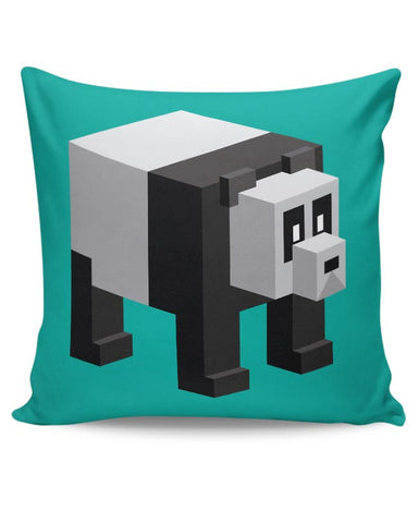 PosterGuy | Cube Panda Cushion Cover Online India