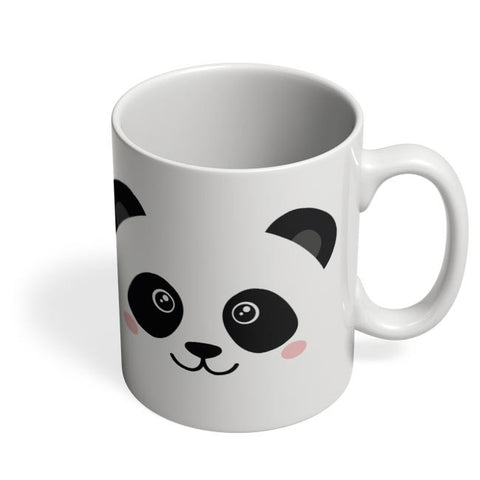 Coffee Mugs Online | Cute Panda Face Coffee Mug Online India