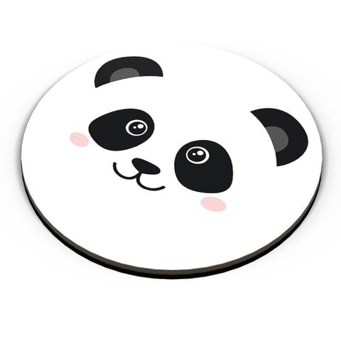 PosterGuy | Cute Panda Face Fridge Magnet Online India by MonkeyMan