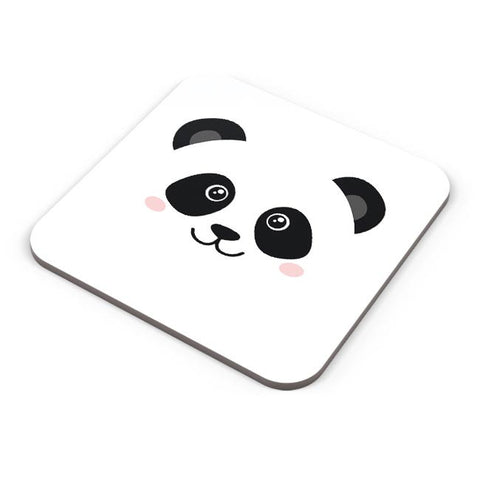 Buy Coasters Online | Cute Panda Face Coasters Online India | PosterGuy.in