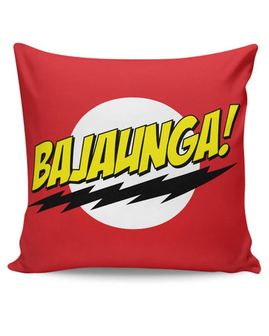 PosterGuy | Bajaunga! Cushion Cover Online India