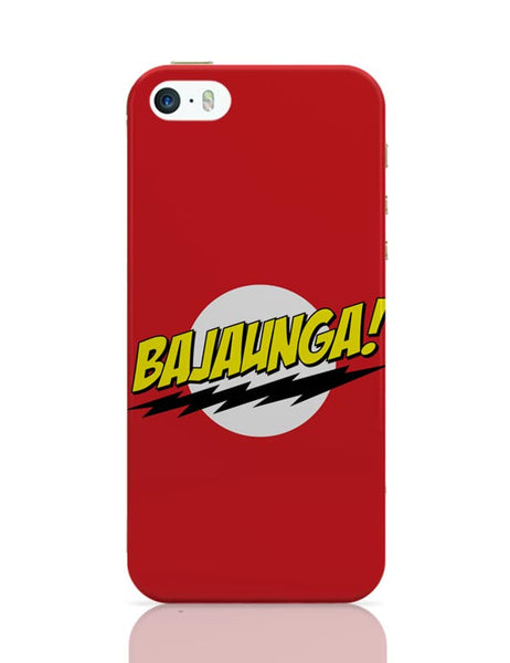 Bajaunga!iPhone 5 / 5S / 5SE Covers Cases