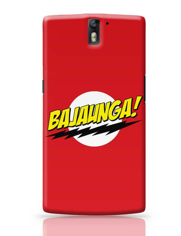 OnePlus One Covers | Bajaunga! OnePlus One Case Cover Online India