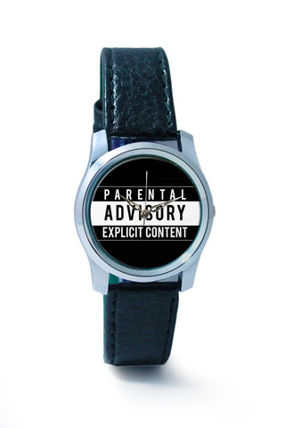 Women Wrist Watch India | Parental Advisory Wrist Watch Online India