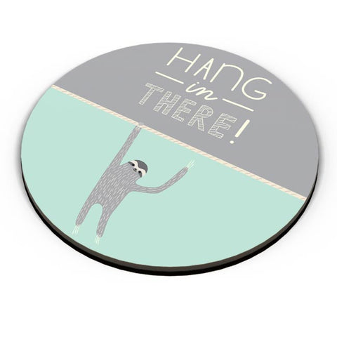 PosterGuy | Hang In There - Sloth Fridge Magnet Online India by MonkeyMan