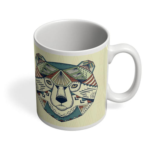 Aztec Bear Coffee Mug Online India