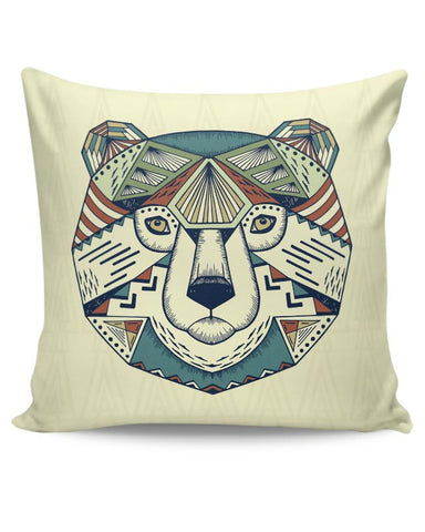 Aztec Bear Cushion Cover Online India