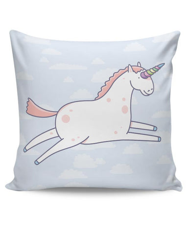 I Believe In Unicorns Cushion Cover Online India