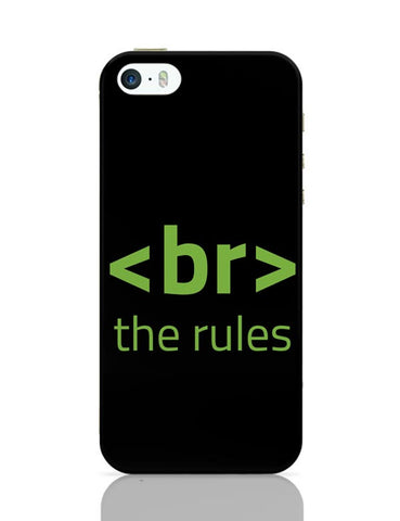 <Br> The Rules iPhone Covers Cases Online India