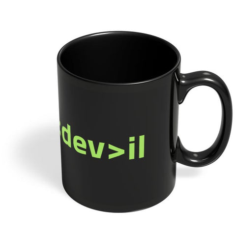 <Dev>Il Black Coffee Mug Online India