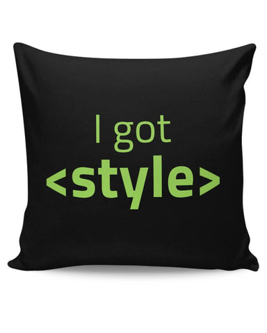 I Got <Style> Cushion Cover Online India