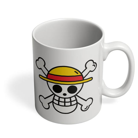 One Piece - Luffy Pirate Coffee Mug Online India