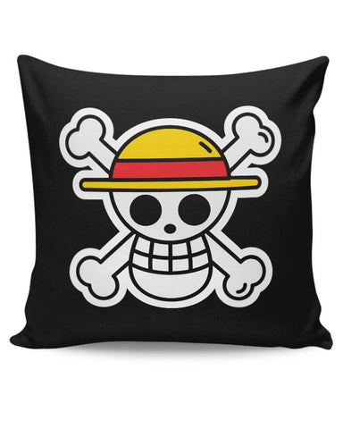 One Piece - Luffy Pirate Cushion Cover Online India
