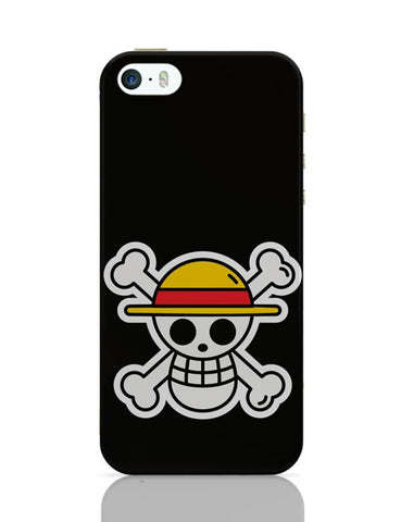 One Piece - Luffy Pirate iPhone 5/5S Covers Cases Online India