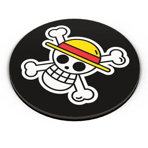 One Piece - Luffy Pirate Fridge Magnet Online India