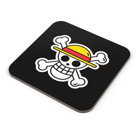 One Piece - Luffy Pirate Coaster Online India