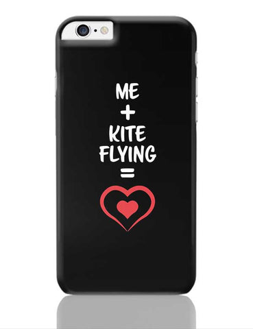 Me and Kite Flying Equals Love iPhone 6 Plus / 6S Plus Covers Cases Online India