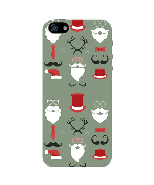 PosterGuy Cool Santa Claus  iPhone 5/5S Case