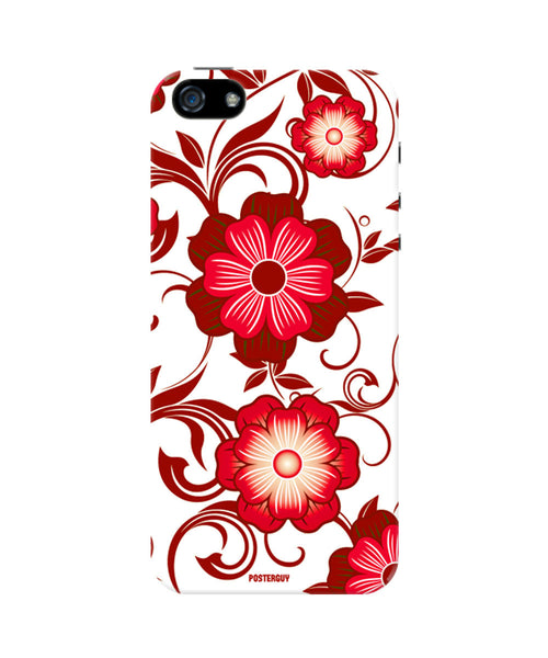PosterGuy The Poisoned Rose Patterns iPhone 5/5S Case