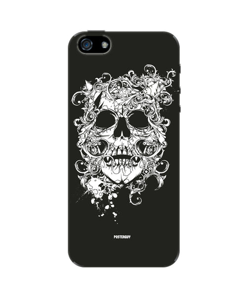 PosterGuy Psychedelic Skull iPhone 5/5S Case