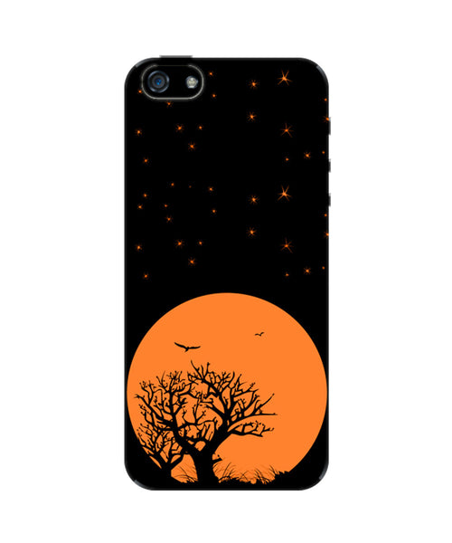 PosterGuy The Calm Night Moon iPhone 5/5S Case