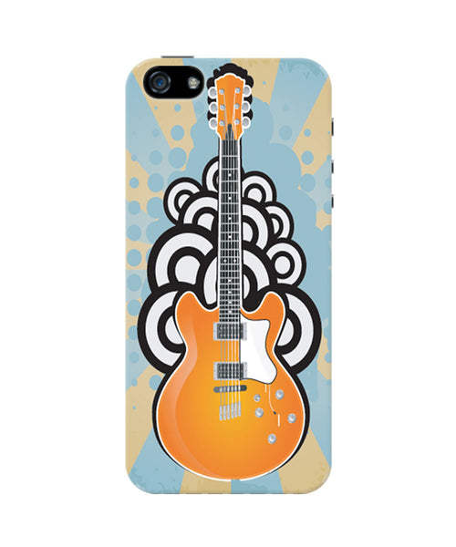 PosterGuy Classic Guitar iPhone 5/5S Case