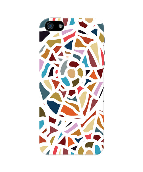PosterGuy The Colors Paradise Patterns iPhone 5/5S Case