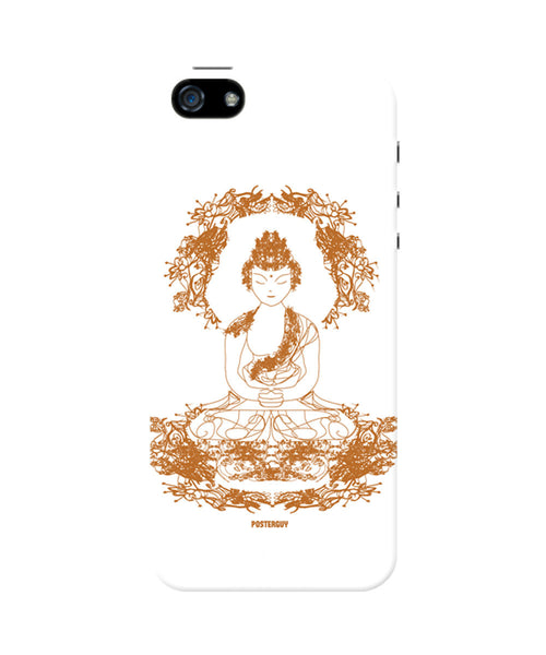 PosterGuy Lord Buddha iPhone 5/5S Case