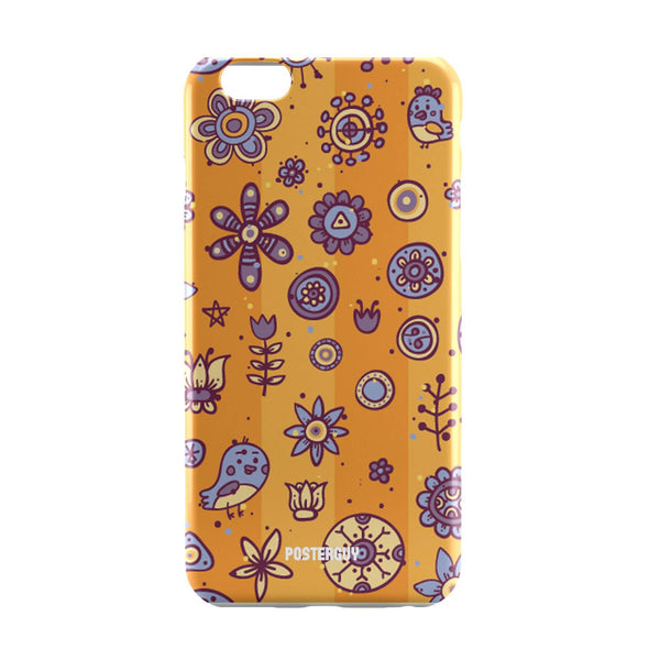 iPhone 6 Case & iPhone 6S Case | Whimsical Flower iPhone 6 | iPhone 6S Case Online India | PosterGuy