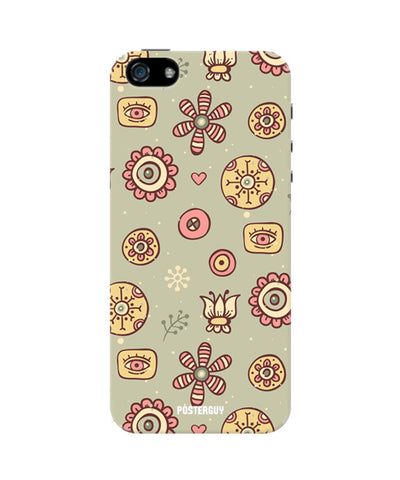 Angel's Bliss iPhone 5/5S Case