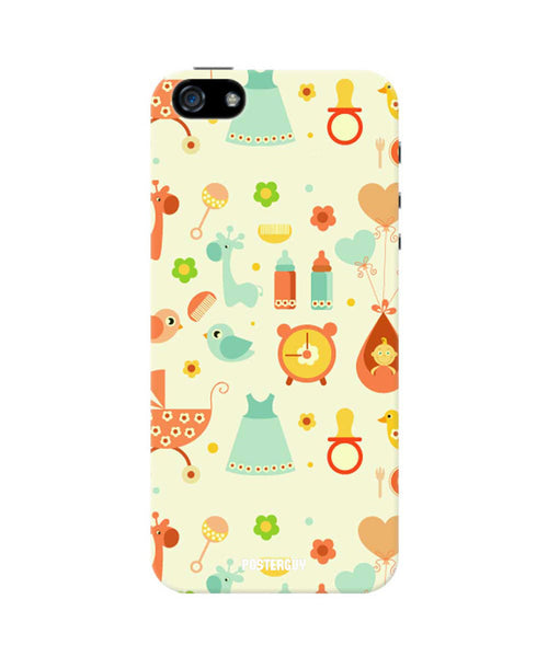 Toddler's Love iPhone 5/5S Case