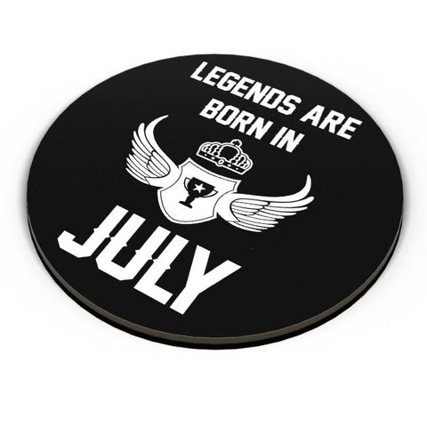 Legends Are Born In July Birthday Gift for Him Fridge Magnet Online India