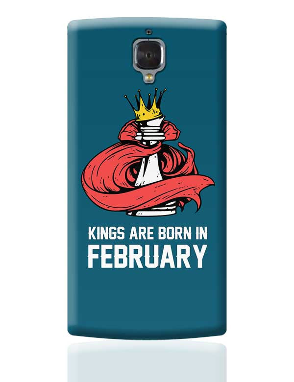 Buy Kings Are Born In February