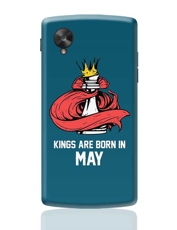 Buy Kings Are Born In May