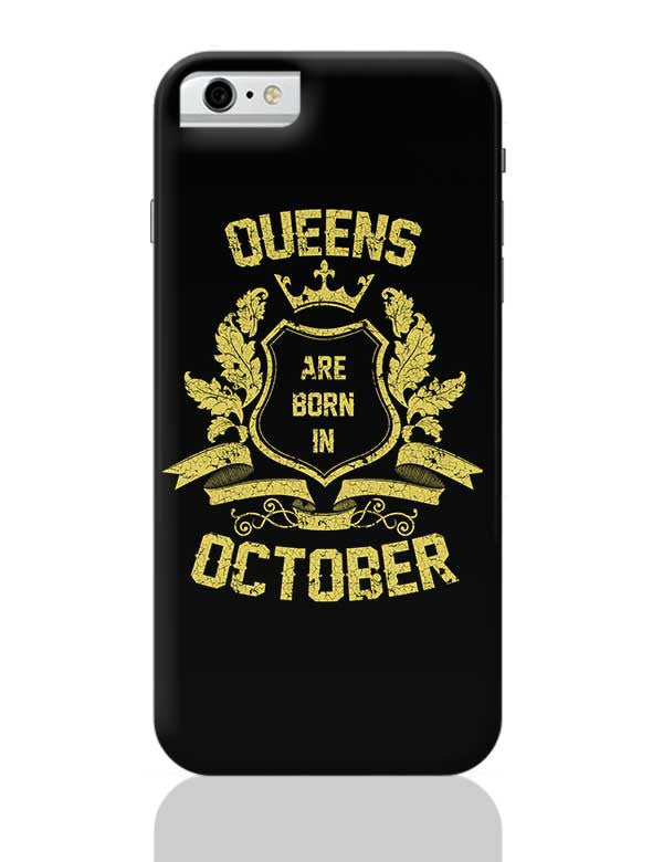 Buy Queens Are Born In October