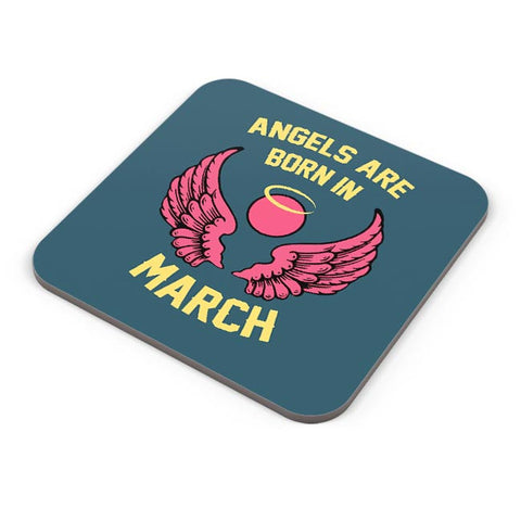 Angels Are Born In March Coaster Online India