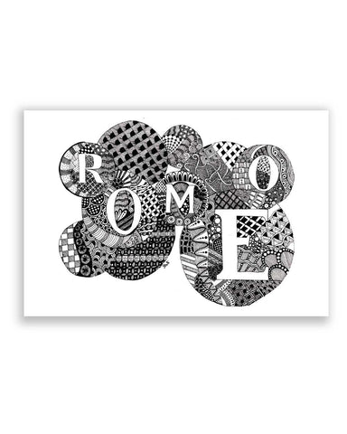 Buy Art Posters Online | Lovestruck Romeo Poster | PosterGuy.in
