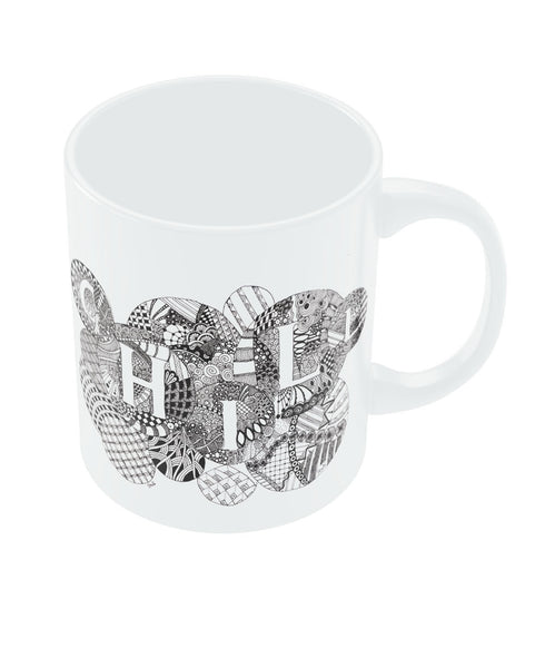 Cold Chill Coffee Mug Online India