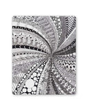 Mouse Pads | Line Art Swirl Detailed Sketch Mouse Pad Online India | PosterGuy.in