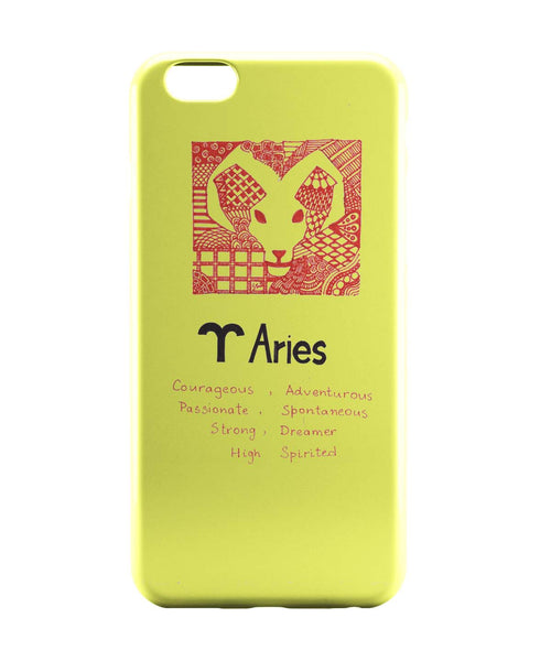 iPhone 6 Case & iPhone 6S Case | Aries| Zodiac Sign Gifts iPhone 6 | iPhone 6S Case Online India | PosterGuy