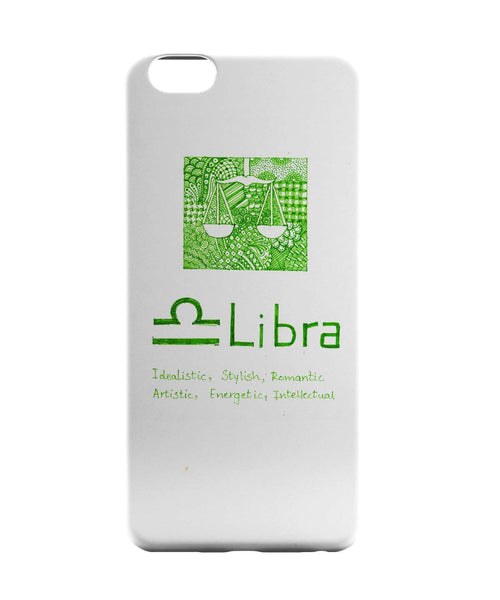 iPhone 6 Case & iPhone 6S Case | Libra| Zodiac Sign Gifts iPhone 6 | iPhone 6S Case Online India | PosterGuy