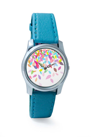 Women Wrist Watches India | Falling Leaves Wrist Watch Online India