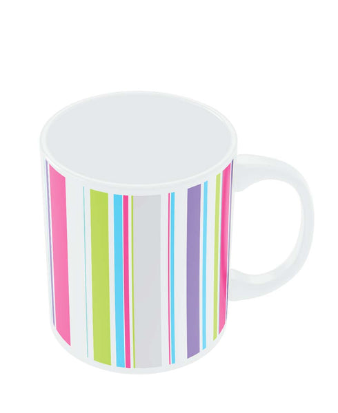 Coffee Mugs Online | Abstract Stripes Mug Online India