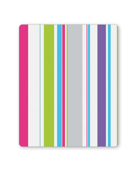 Buy Mousepads Online India | Abstract Stripes Mouse Pad Online India