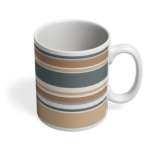 Coffee Mugs Online | CALM AND SOOTHING STRIPES Coffee Mug Online India